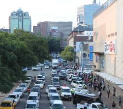 City of Harare, Zimbabwe, African Cities, Pick n Pay, African Traffic