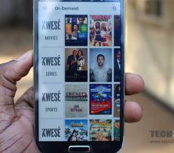 Econet media, IPTV, VOD in Africa, VOD, Pay TV