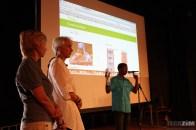 The Farira Team presenting