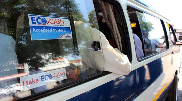 EcoCash Commuter