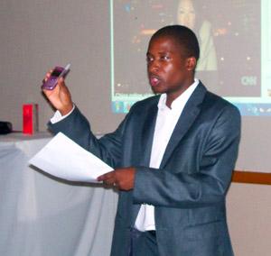 Prosper Mutswiri
