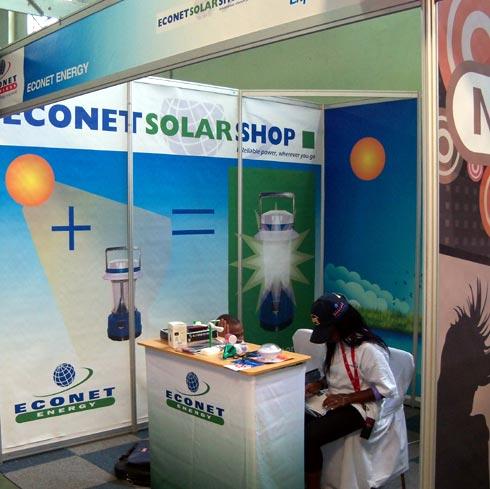 Econet Solar Shop