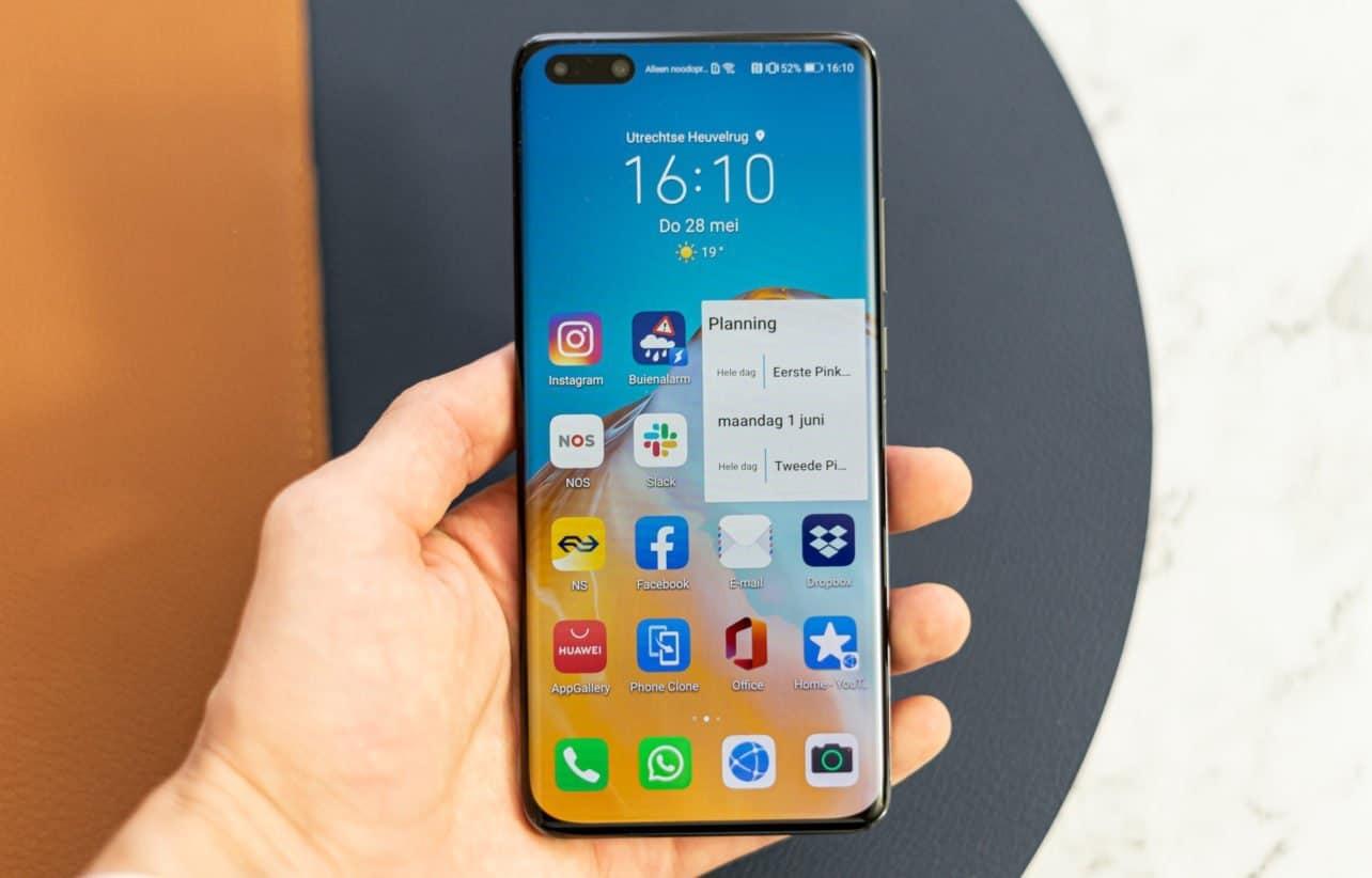 Review: Huawei P40 Pro, can Huawei be successful without Google? - Techzine  Europe - Flipboard