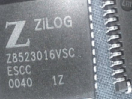 ABQ Techzonics Microcomputers Microprocessors Controllers PIC ICs  2  ZILOG Z8523016VSC   Z8 523016VSC   Z8523016   Z8 523016 ESCC ENHANCED  SERIAL COMMUNICATIONS CONTROLLERS ICS
