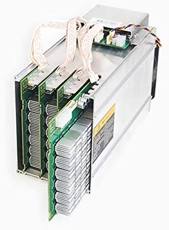 AntMiner L3+ | 504 MH/s @ 1.6W/MH ASIC Litecoin Miner | Teck Galaxy
