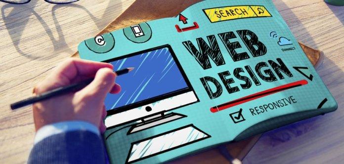 Work on your website design