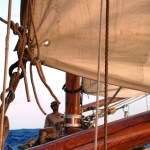gijs at the helm