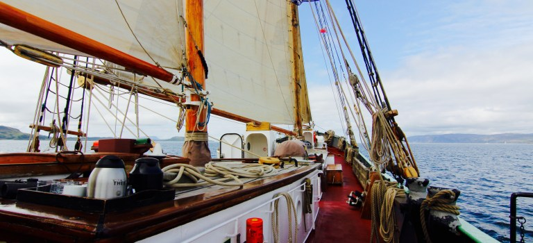 Where will you sail the Tecla in 2016