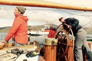 take the helm adventure holiday