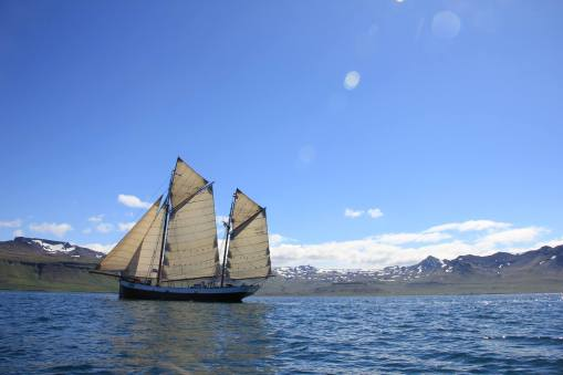 The Tecla in Iceland