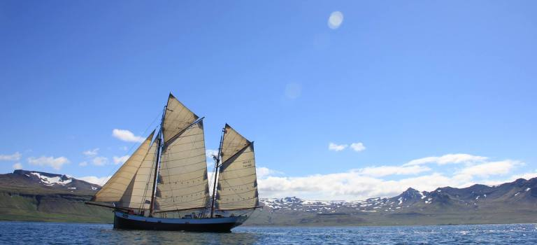 Sailing Season 2017  will take you to Greenland!