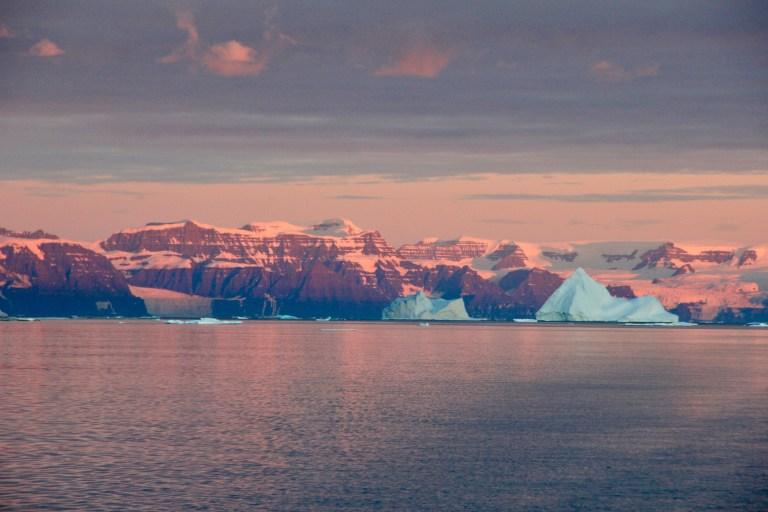 10. Greenland voyage 1