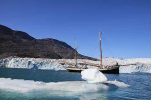 Tecla in Greenland