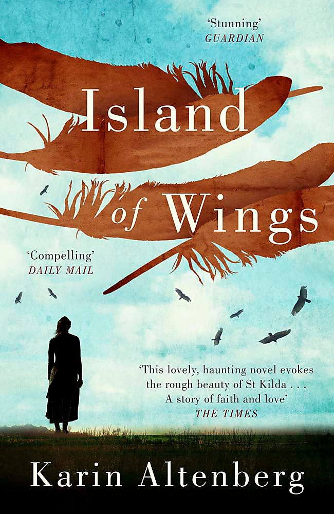 Island of Wings Book Cover