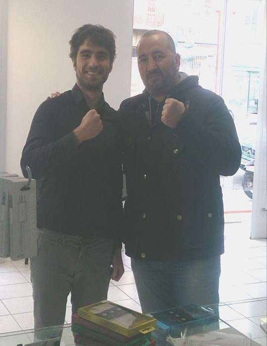 Teclab - Jéjé et Fabrice Tiozzo