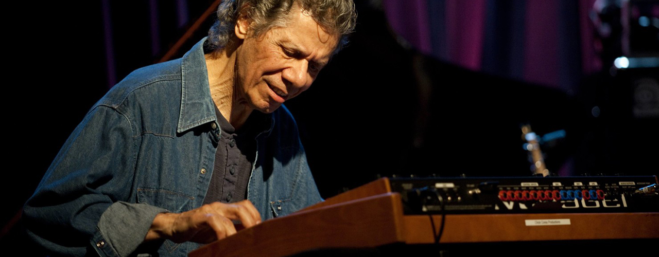 Chick Corea - The Musician