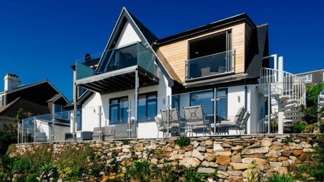 Glass Balcony And Balustrading Tecmet Cornwall