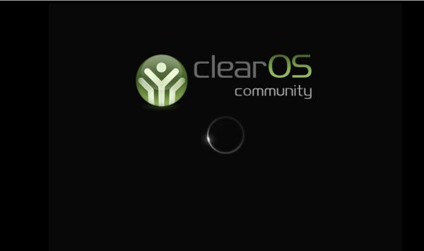 ClearOS 6.3 Reboot