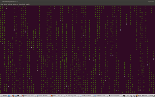 cmatrix command