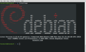 Get Default OS Logo