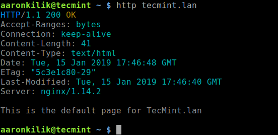 A Modern HTTP Client Similar to Curl and Wget Commands