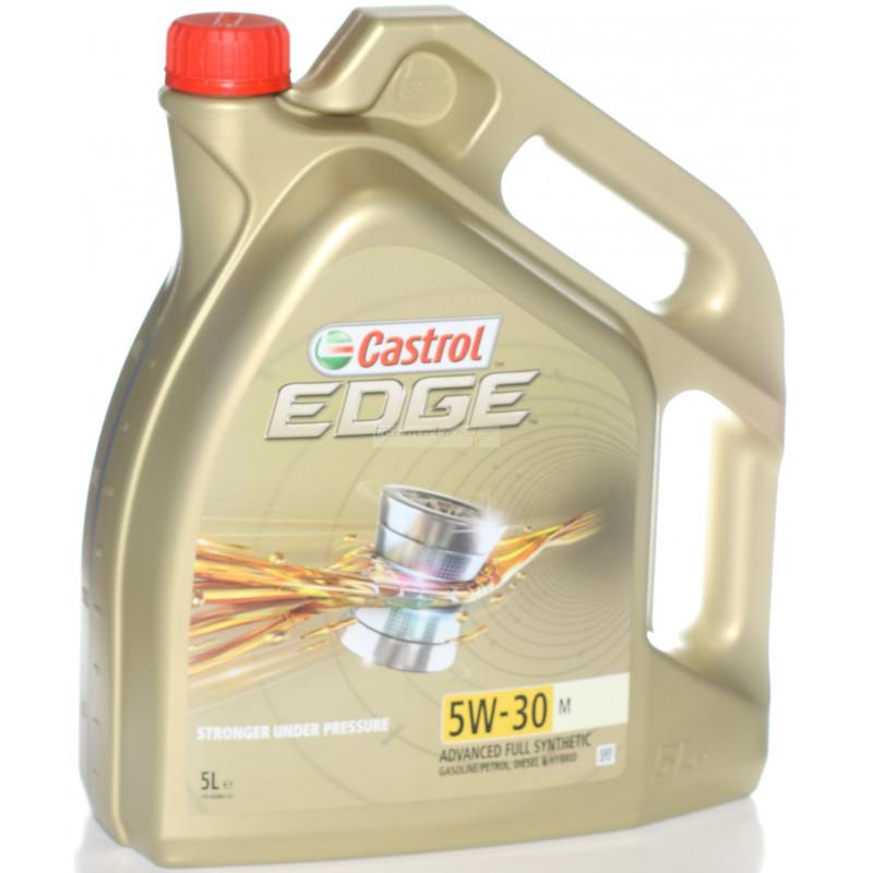 castrol edge 5w30 m huile moteur bmw mercedes