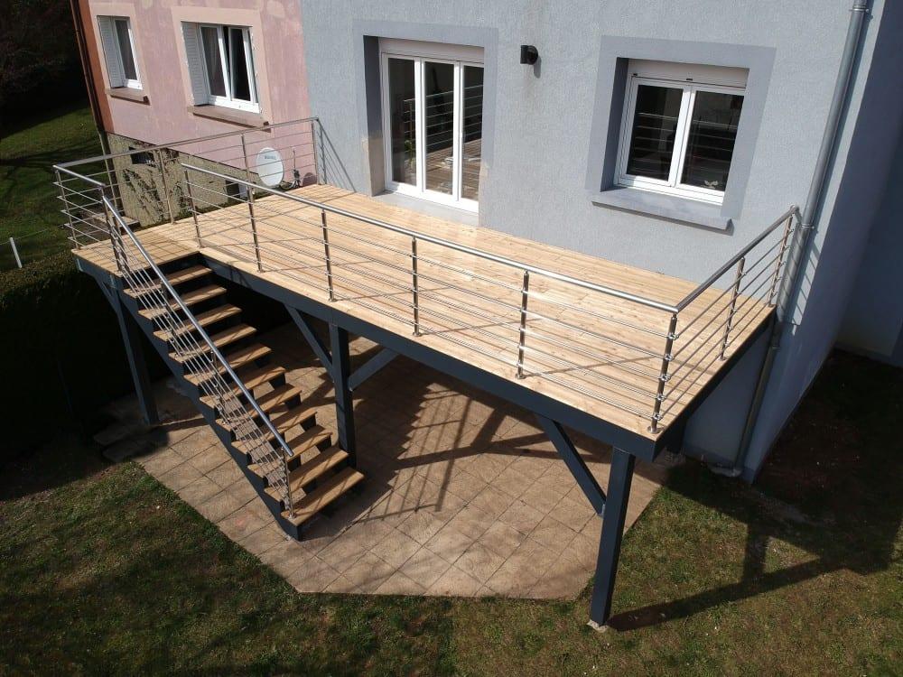 Tecnhome Fabricant Maisons Extensions Ossature Bois