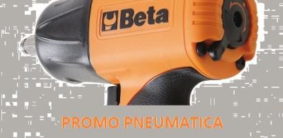 PROMO   Pneumatica Beta Utensili 2017