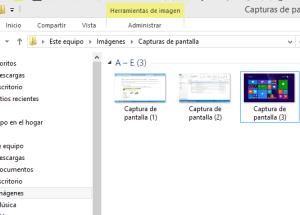 Cómo tomar una captura de la pantalla completa