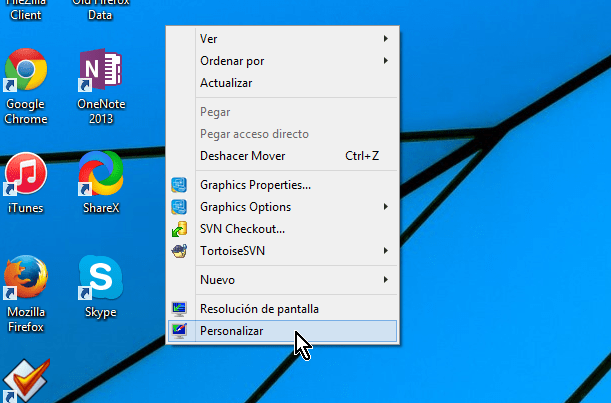 Fijar fondo de pantalla windows 7