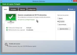 Cómo usar el antivirus de Windows