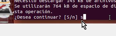 Procediendo con la instalación de dkms en cómo instalar los Guest Additions de VirtualBox en Ubuntu