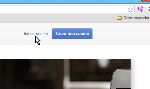 Enlace para iniciar sesión de Gmail en cómo cambiar la contraseña de Gmail