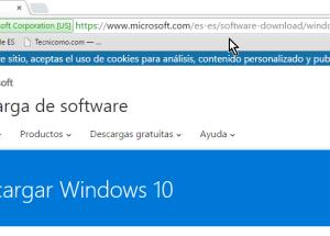 Cómo descargar e instalar Windows 10 inmediatamente