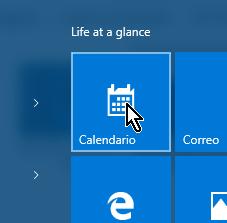 Icono de tamaño Medio del menú Inicio en cómo personalizar los iconos del menú de Inicio en Windows 10