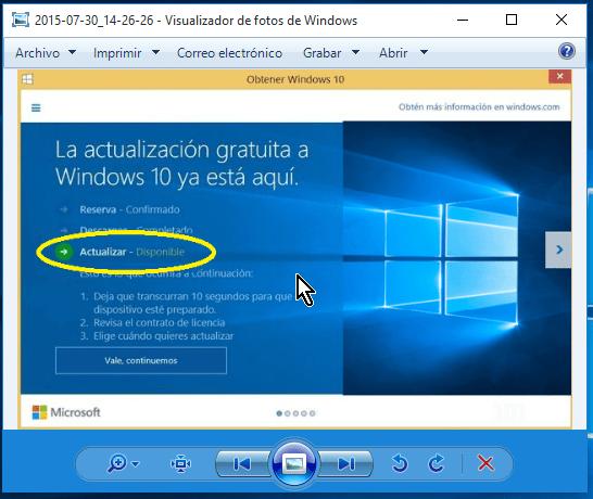Imagen abierta con el Visualizador de fotos de Windows en cómo usar por defecto el Visualizador de fotos de Windows para abrir imágenes