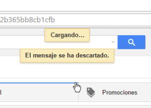 Cómo cancelar el envío de un correo electrónico en Gmail