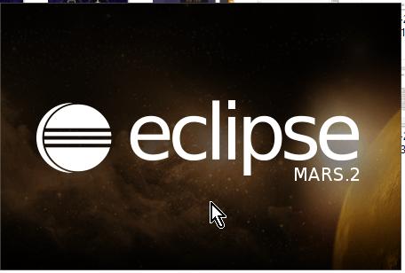Iniciando el IDE Eclipse en cómo descargar e instalar Eclipse IDE