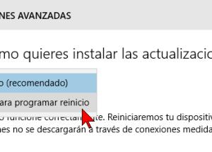 Cómo configurar las actualizaciones automáticas de Windows 10