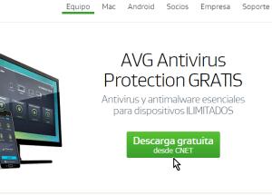 Cómo descargar e instalar AVG Antivirus Protection gratis