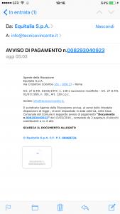 mail con allegato virus cryptolocker