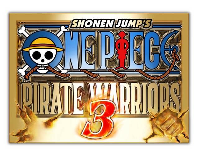 Logo One Piece Pirate Warrior 3