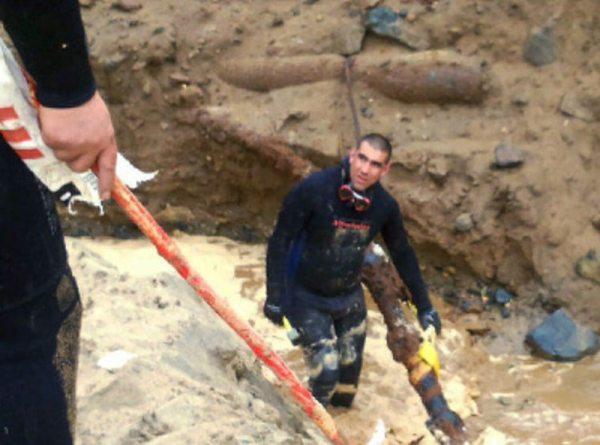 Reparación del Enlace Internacional en Valparaíso