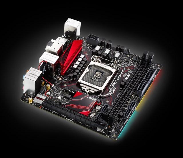 B150I Pro Gaming Aura-3D
