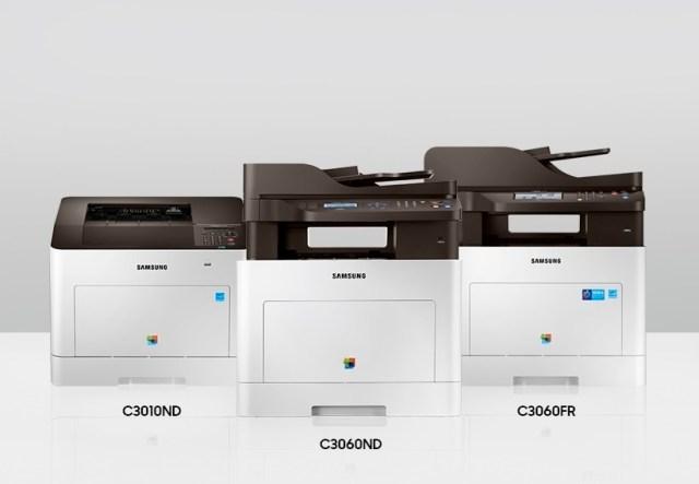 Samsung ProXpress C30 Series