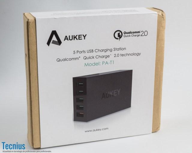 Aukey PA-T1 box