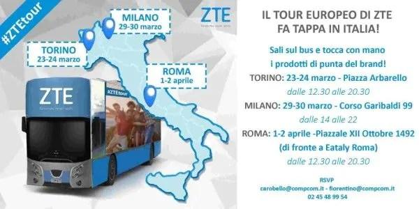 Zte Tour