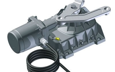 Motoriduttore elettromeccanico interrato BRUSHLESS HIGH SPEED
