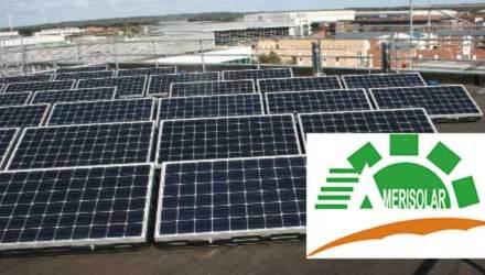 Pannelli fotovoltaici Amerisolar