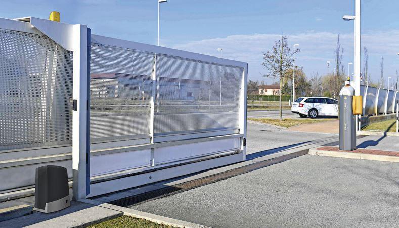 BKV nuovo scorrevole CAME. L'automazione connessa per cancelli scorrevoli industriali e condominiali